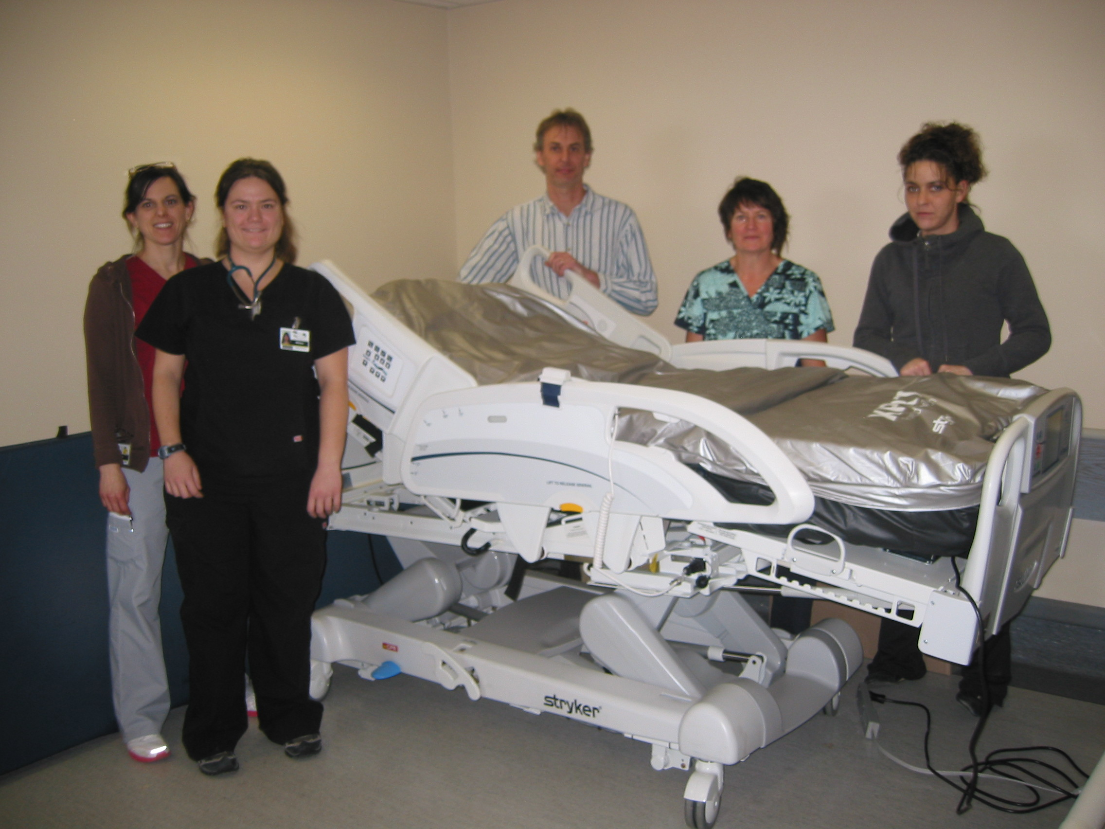 Palliative Care Bed